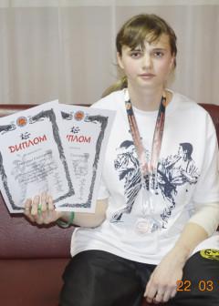 Призёр городских и региональных турниров, СФО